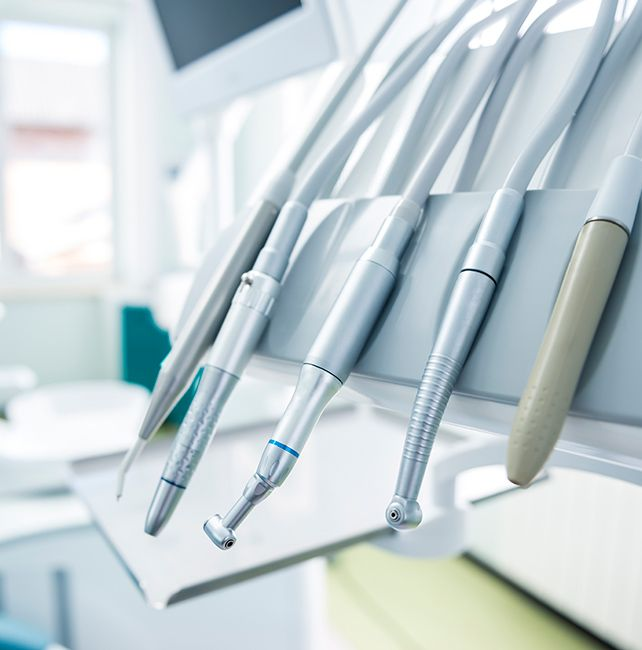 Dental instruments - The IT Dental Clinic