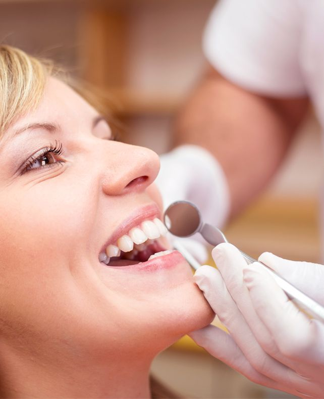 Dental checkup - The IT Dental Clinic